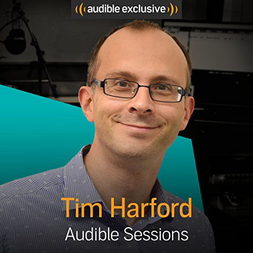 Tim Harford audiobook cover art