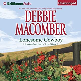 Lonesome Cowboy audiobook cover art