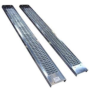 RocwooD 400kg 18M Steel Loading Ramps