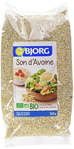 Bjorg Son d'Avoine Bio 500 g - Lot de 4