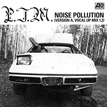 Noise Pollution (feat. Mary Elizabeth Winstead & Zoe Manville) [Version A, Vocal up Mix 1.3]