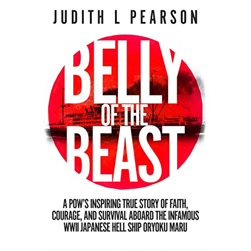 Belly of the Beast audiobook cover art