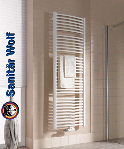 Kermi Basic 1500 x 600 Badheizkörper Handtuchheizkörper