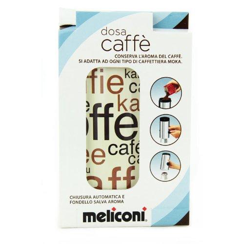 Meliconi Dosa.Caffe', Alluminio, Unica