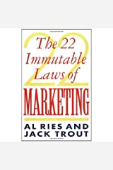 The 22 Immutable Laws Of Marketing Paperback