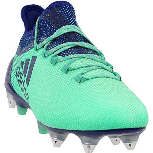 adidas Mens X 17.1 Soccer Cleats - Green - Size 10.5 D