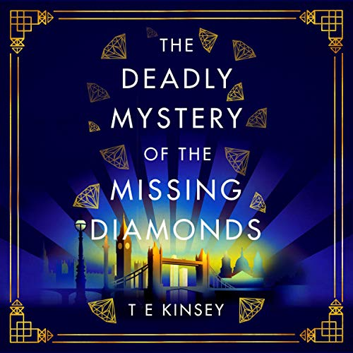 The Deadly Mystery of the Missing Diamonds Titelbild