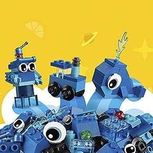 Amazon.co.jp - レゴ クラシック 青のアイデアボックス 11006