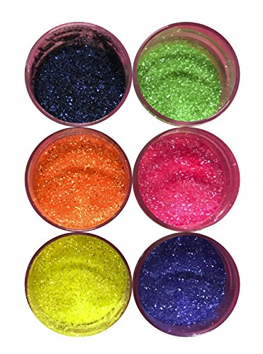 Radiant Vivid Disco Cake SET (6 colors) 5g each bottle ,cakes,...