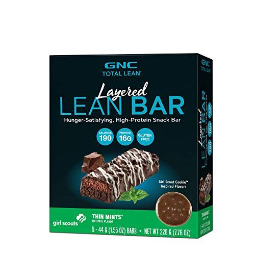 GNC Total Lean® Layered Lean Bar - Girl Scout Thin Mints®