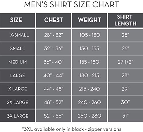 ALIGNMED Posture Shirt Pullover for Men – White, Large
