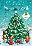 Meine glitzernde Stickerwelt: Weihnachtszeit: mit über 250 Stickern