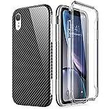 SURITCH Compatibile con Cover Custodia iPhone X/XS Silicone 360