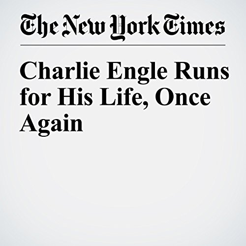 Charlie Engle Runs for His Life, Once Again audiobook cover art