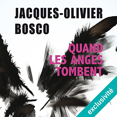 Quand les anges tombent audiobook cover art
