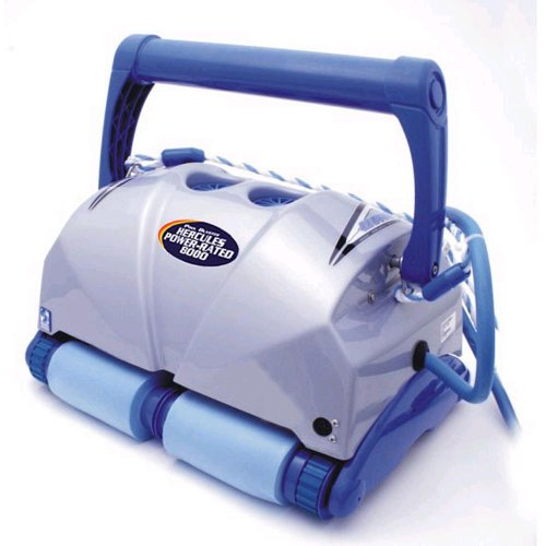 Great Features Of Watertech Commercial Robotic Pool Cleaner - Hercules Power-Rated 8000