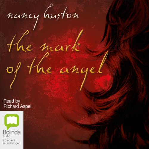 The Mark of the Angel audiobook cover art