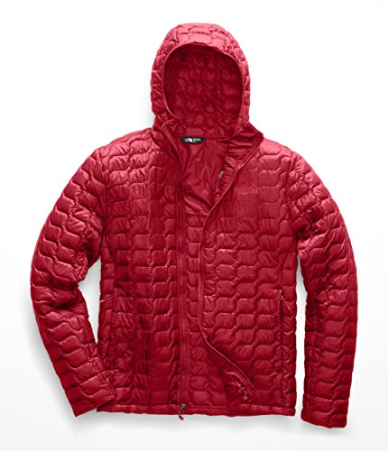 The North Face Men's Thermoball Hoodie - Rage Red - S