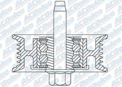 ACDelco - All Makes 12597468 Auto Part