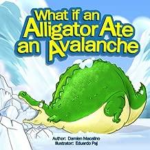 What if an Alligator Ate an Avalanche: An Alphabet Book for Kids
