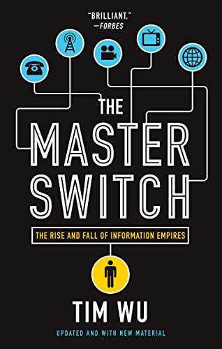 Image of The Master Switch: The Rise and Fall of Information Empires