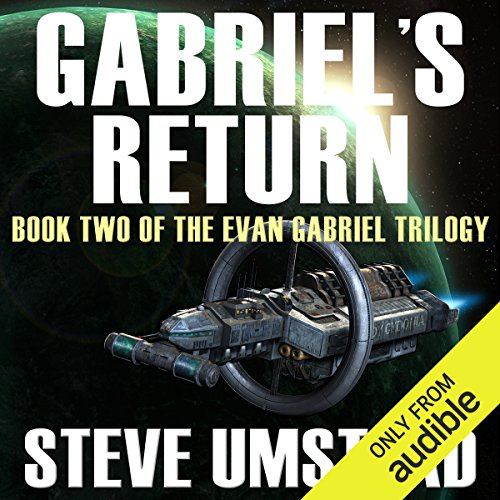 Gabriel's Return audiobook cover art