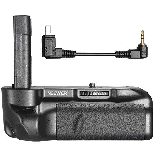 Neewer Déclencheur Vertical Batterie Grip, Fonctionne avec EN-EL9/EN-EL9 a Batterie Li-ION pour Nikon D5000 Appareil Photo Reflex Numérique