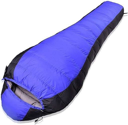 DGB Sac De Couchage Momie pour Camping en Plein Air Rembourré Hiver