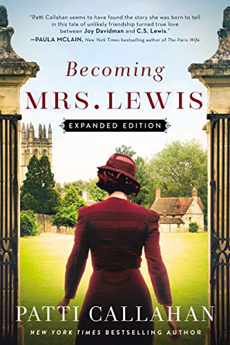 Becoming Mrs. Lewis by Patti Callahan link