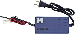 DPower 7.2v - 12v Universal Smart Charger