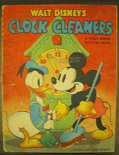 disney clock cleaners - 2