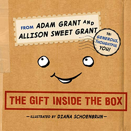 The Gift Inside the Box audiobook cover art