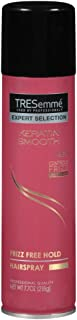 Tresemme Keratin Smooth Hairspray 7.7 Ounce Frizz-Free (227ml) (2 Pack)
