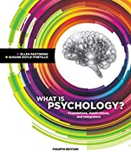 what is psychology pastorino 4th edition