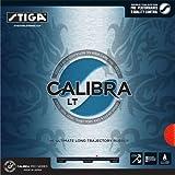 Stiga - Revêtement pour raquette de tennis de table Calibra Lt - noir max