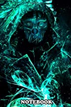 """Notebook: Dishonored Korvo , Journal for Writing, College Ruled Size 6"""" x 9"""", 110 Pages"""