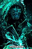 Notebook: Dishonored Korvo , Journal for Writing, College Ruled Size 6' x 9', 110 Pages