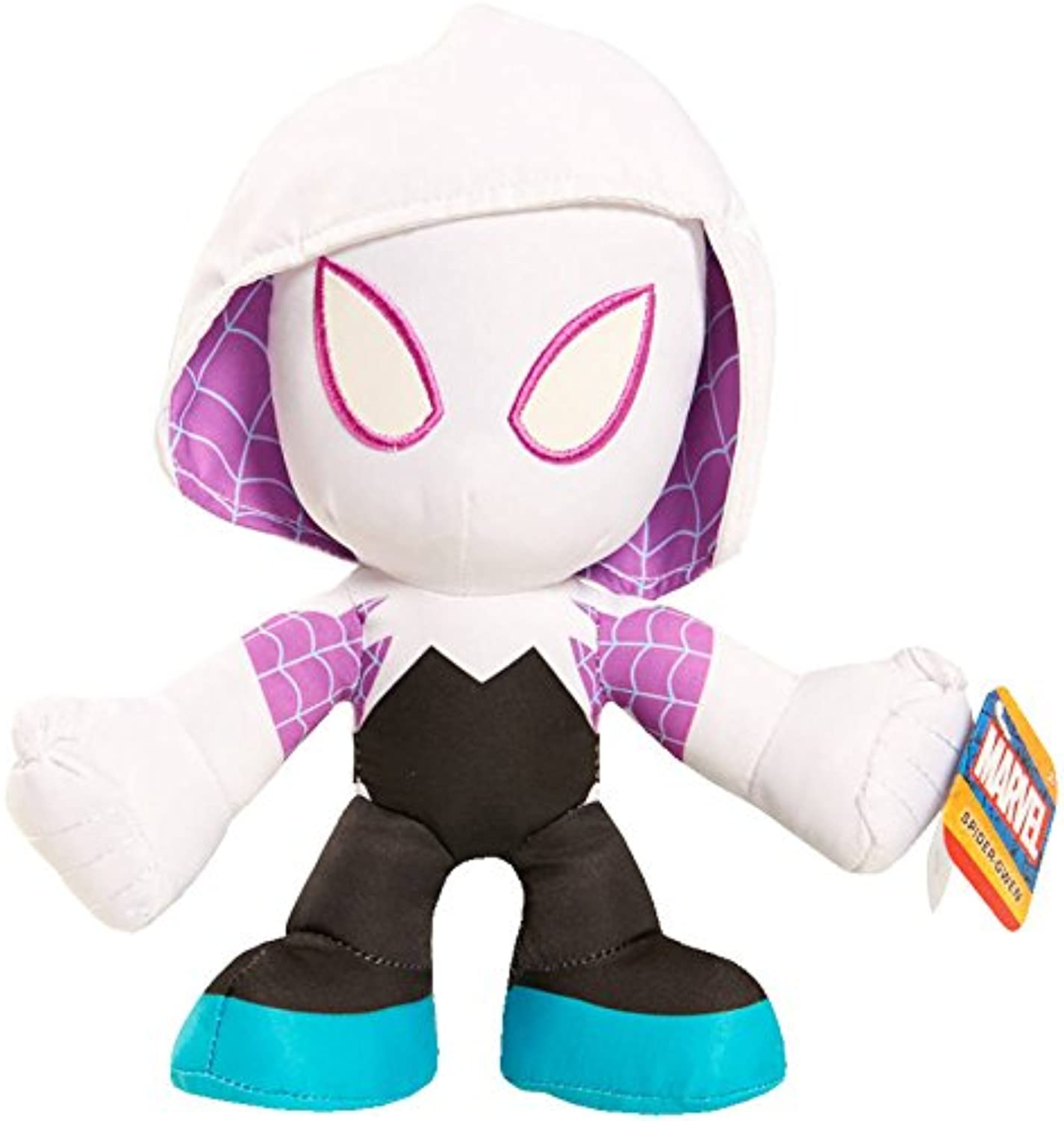 Marvel  Small Plush SPIDERGWEN  Perfect for Kids and Collectors Alike
