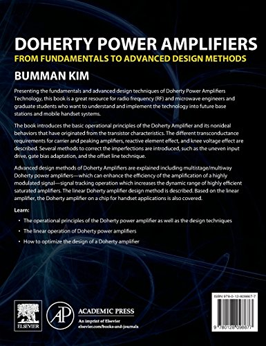 Doherty Power Amplifiers: From Fundamentals to Advanced Design Methods