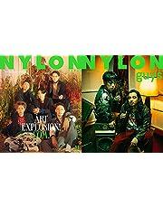 NYLON JAPAN(ナイロン ジャパン) 2021年 11月号 [雑誌] (表紙:コムドット / guys表紙:Creepy Nuts)