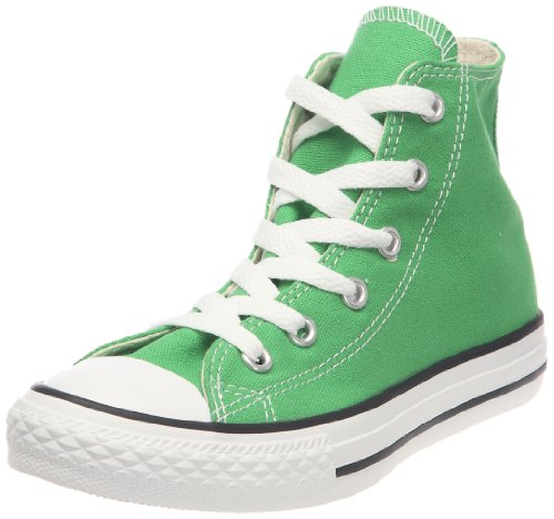 Converse Chuck Taylor All Star 015850_Vert (Vert Petant), Unisex - Kinder Sneakers, Grün (Vert petant), EU 29