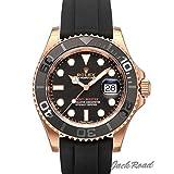 ROLEX(ロレックス) ヨットマスター40 116655 ブラック