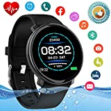 Best Bluetooth Watches - Smart Watch,Fitness Activity Tracker Watch with Heart Rate Review