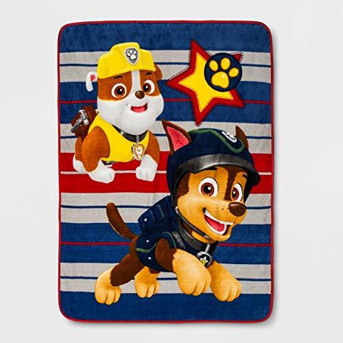 Franco PAW Patrol 46x60 Throw Blanket