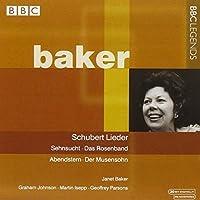 Janet Baker Sings Schubert by F. Schubert
