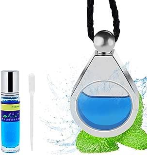 車の香水ペンダント FidgetFidget 車のエレガントな長続きがする香水ペンダント車の装飾 ブルー[ケルン]