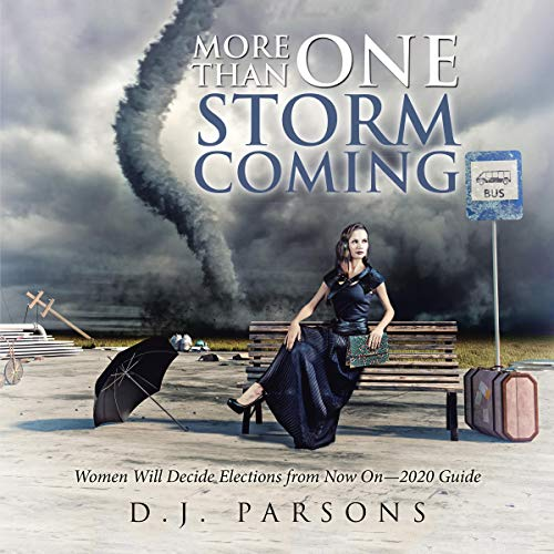 More Than One Storm Coming audiobook cover art