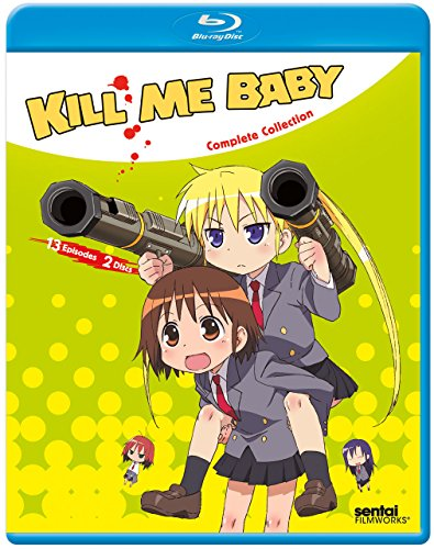 Kill Me Baby: Complete Collection [Blu-ray]