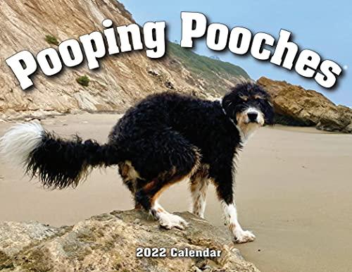 Pooping Pooches Gag Gift Calendar