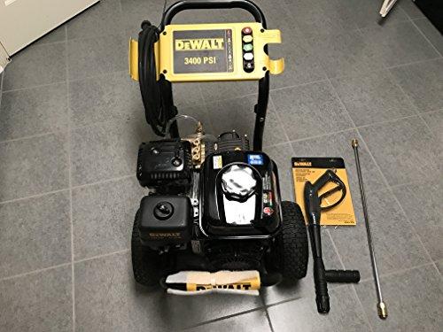 DeWalt Professional 3400 PSI (Gas - Cold Water) Pressure Washer w/ Honda Engine - DXPW3425